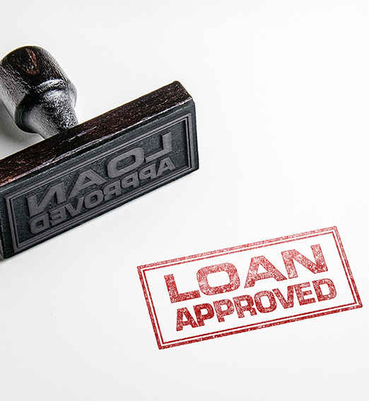Business Loans in Atlanta: Stamp of Approval